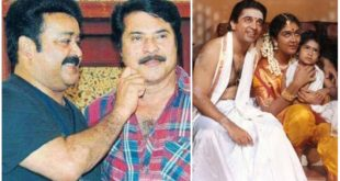 Do you know who is the best actor in Urvashi's opinion?  Mammootty, Mohanlal and Kamal Haasan are nothing, then who?